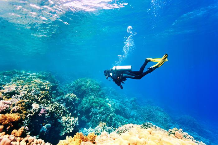 Kepulauan Similan, Thailand
